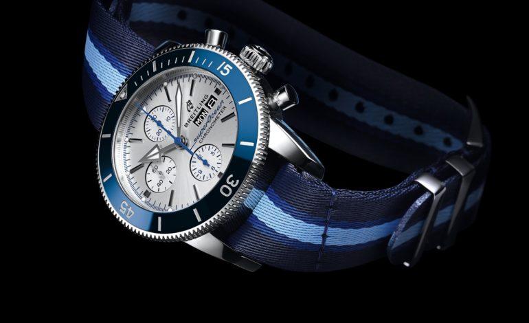 بريتلينغ (Breitling) تطلق  إصداراً محدوداً من ساعة سوبرأوشن هيريتاج