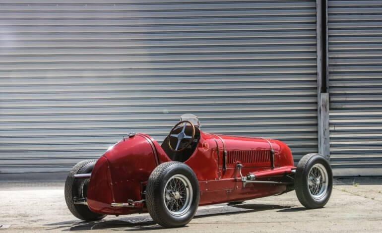 """مازيراتي"""" تحتفل بالذكرى السنوية الثمانين لفوز سيارتها تيبو 6CM بالمراكز الأولى في سباق """"تارجا فلوريو"""