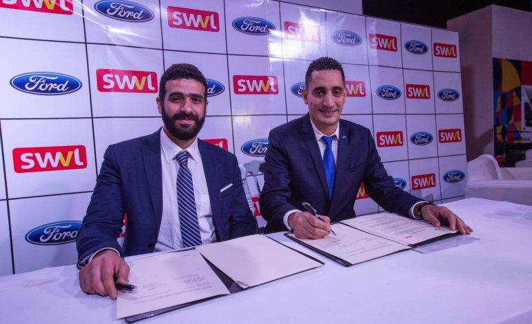 شراكة استراتيجية بين فورد وسويڤل، الشركة المصرية الناشئة للنقل الذكي