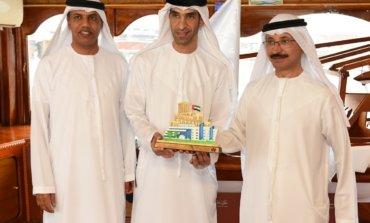 """سلطان بن سليم يعلن إطلاق """"نظام المراصفة الذكي"""" لجمارك دبي"""