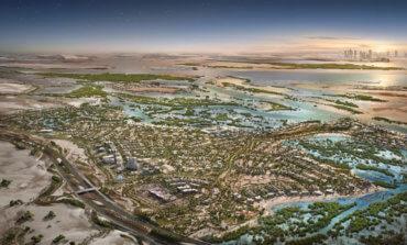 بدء الأعمال في البنية التحتيّة لمشروع جزيرة الجبيل  بخمسة مليارات درهم