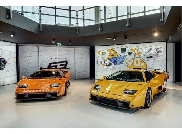 لامبورغيني تفتتح متحف التكنولوجيا الجديد 'موديتك' (MUDETEC)