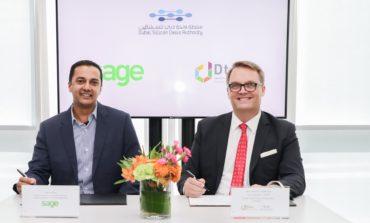"""""""ديتك"""" يوقّع اتفاقية مع شركة """"سايج الشرق الأوسط"""" لدعم المشاريع الناشئة"""