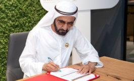 محمد بن راشد يصدر قانون مركز دبي المالي العالمي بشأن الإعسار