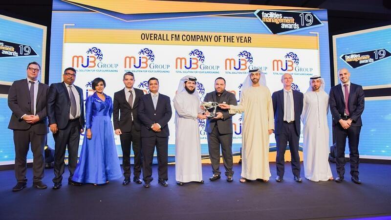 """إمداد تحصد جائزة """"أفضل شركة إدارة مرافق للعام"""" في منطقة الشرق الأوسط"""