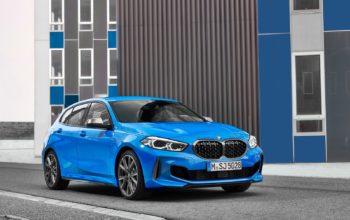 سيارة BMW الفئة الأولى الجديدة – التوليفة المثالية بين خفة الحركة والمساحة الواسعة
