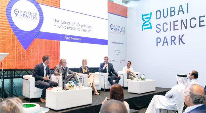 ثورة الطباعة ثلاثية الأبعاد تمتد للقطاع الصحي الإماراتي