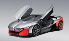 سيارة VISION M NEXT  انطلاقة نحو القيادة المستقبلية من BMW