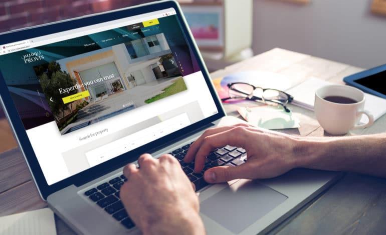 """""""بروفيس"""" تطلق بوابتها الإلكترونية الجديدة لإدارة العقارات"""