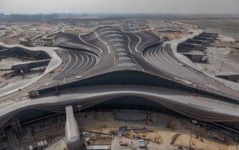 مطارات أبوظبي تنفذ أولى التجارب التشغيلية في مبنى المطار الجديد