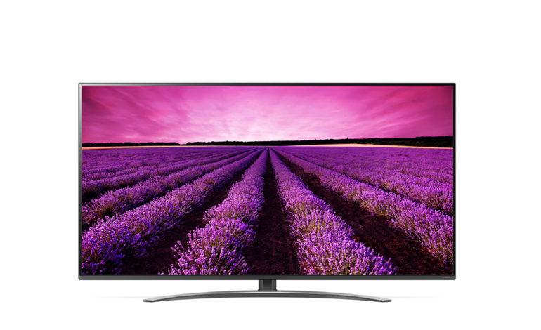 نانوسل…أفضل أجهزة تلفاز كريستال سائل من إل جي