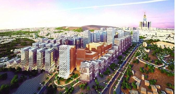 مشاريع كبرى في السعودية تعزز أداء القطاع العقاري