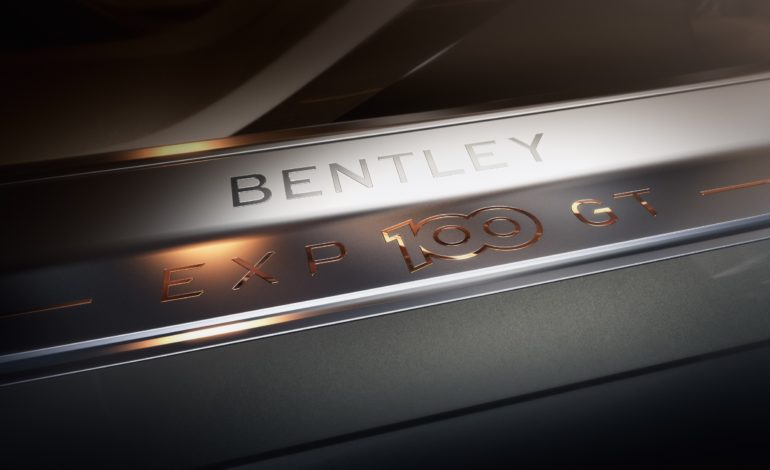 BENTLEY ستكشف عن مستقبل القيادة الفاخرة عالية الأداء في عيدها المئة