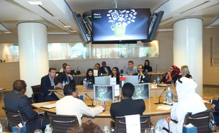 غرفة دبي تعرّف القطاع الخاص على استراتيجيات إدارة النفايات
