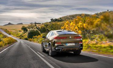 سيارة BMW X6 الجديدة: رائدة على الطريق
