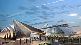 """اختيار """"إيه إس جي سي"""" لتشييد محطة الرحلات البحرية الأكثر تطوراً في المنطقة"""