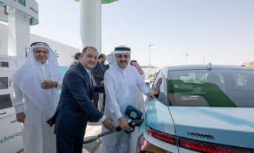 تويوتا تدعم افتتاح أول محطة لتزويد المركبات بوقود الهيدروجين في السعودية