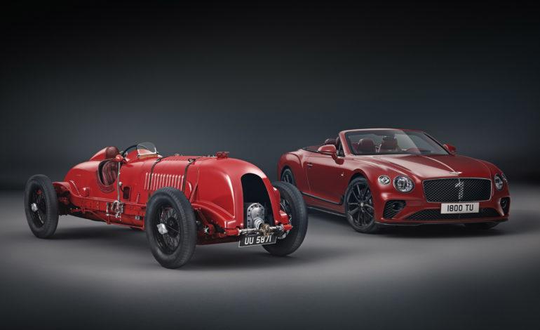 Bentley تبتكر طرازاً فريداً بإصدار محدود احتفاءاً بالسيارة الأسطورية No. 1 Blower