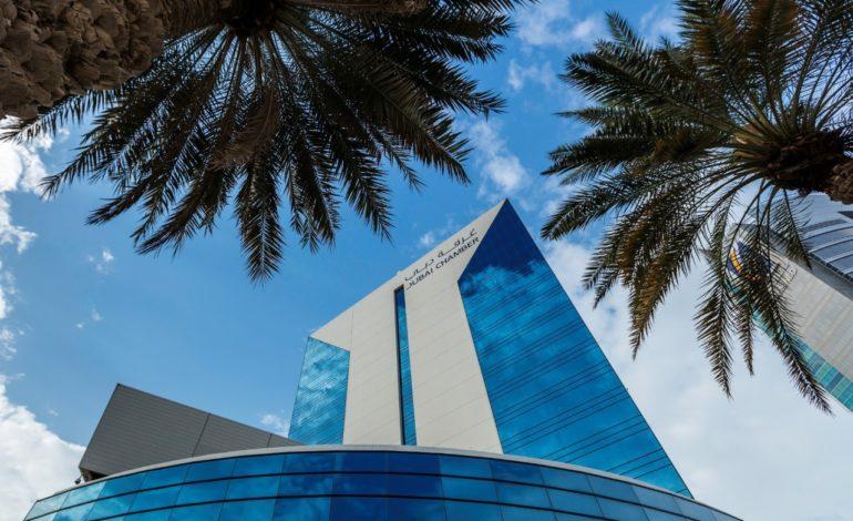 """7.4% نموا في صادرات وإعادة صادرات """"غرفة دبي"""" خلال 3 أشهر"""