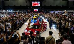 رجل أعمال ياباني يشتري آخر خمس سيارات Fenyr SuperSport من W Motors