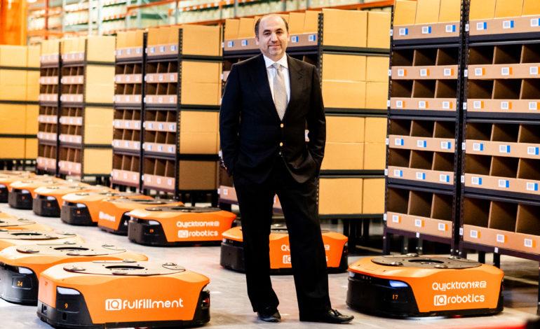 """"""" آي كيو فولفيلمنت""""  الأول من نوعه لتوفير الخدمات اللوجيستية بتقنيات الروبوت ينطلق في دبي"""