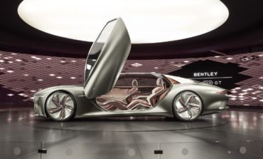 'أسبوع مونتيري للسيارت' يشهد الظهور الأول للسيارة النموذجية EXP 100 GT