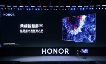 التلفزيون الذكي HONOR Vision، أخر ابتكارات شركة HONOR التقنية 