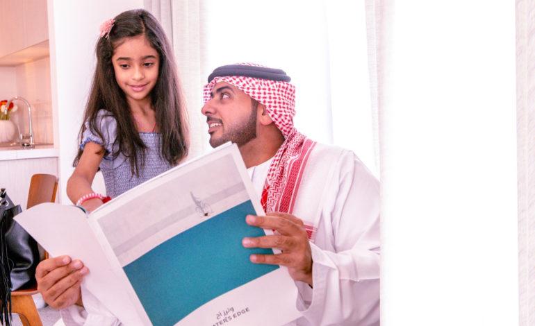 الإماراتي حمد المنهالي يفوز بشقة المليون المقدمة من الدار العقارية