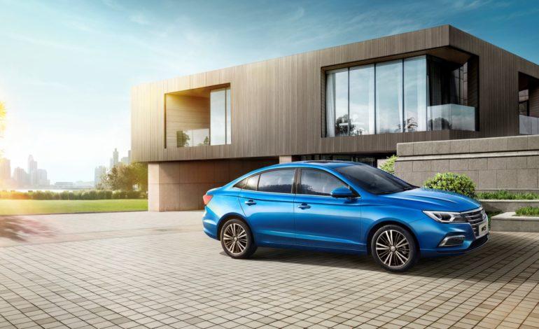 سيارة 'إم جي 5' السيدان المدمجة الجديدة بالكامل متوفّرة الآن في الشرق الأوسط