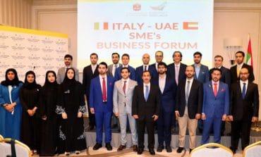 30 شركة إماراتية في معرض الملتقى الإماراتي - الإيطالي لرواد الأعمال