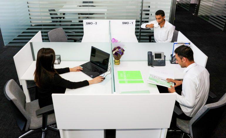 منطقة عجمان الحرة تدير مركز الأعمال بالزوراء