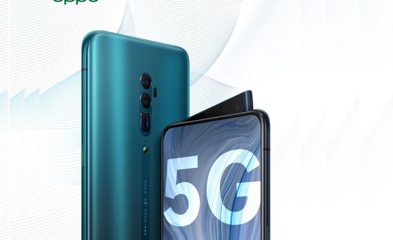 OPPO تكشف النقاب عن هاتفها الأول بتقنية الجيل الخامس في منطقة الخليج