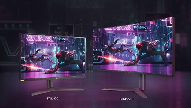 إل جي تطرح تشكيلة موسّعة من شاشاتها ULTRAGEAR المخصصة للألعاب