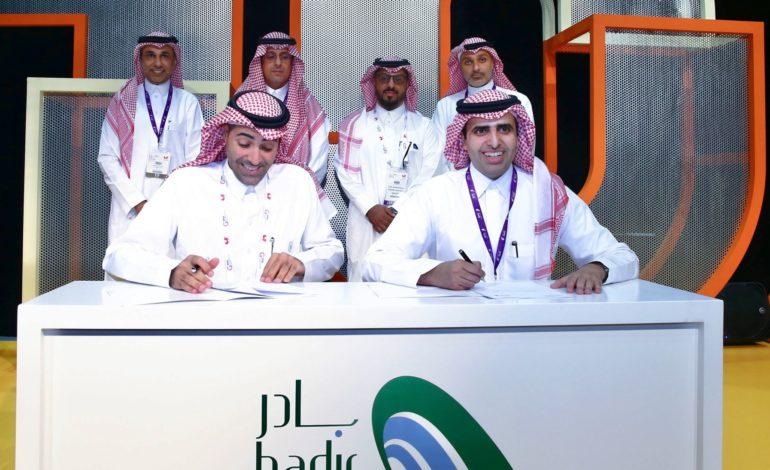 """اتفاقية لدعم المشاريع الناشئة بين STC   وبرنامج مدينة الملك عبدالعزيز للعلوم """"بادر"""""""