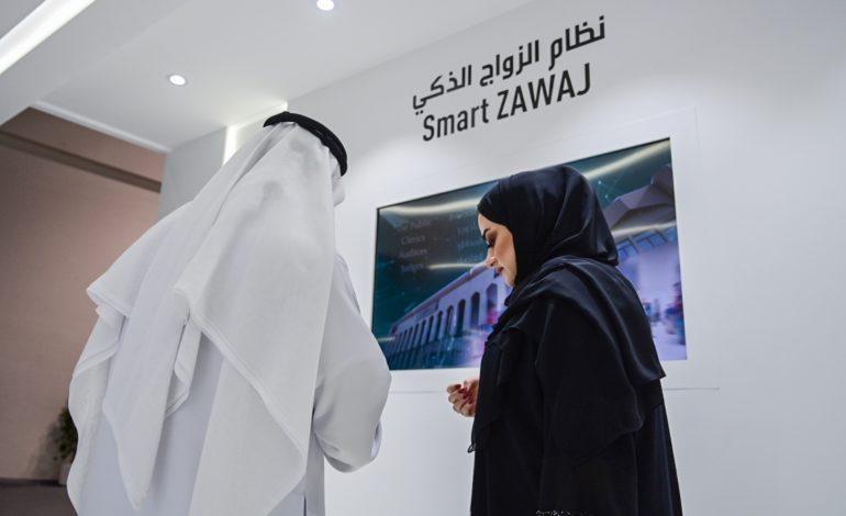 """""""محاكم دبي"""" تستعرض أبرز خدماتها الداعمة لمسار التحول الذكي خلال """"جيتكس 2019"""""""