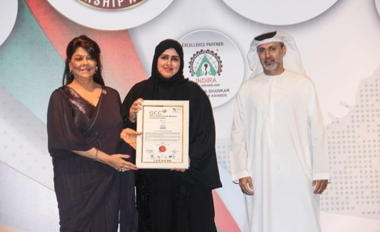 راكز تحصد جائزة أفضل علامة تجارية كجهة عمل على مستوى دول الخليج