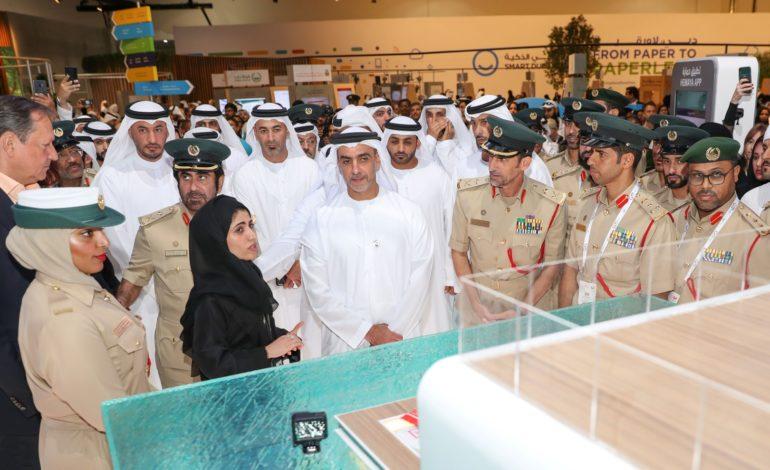 """دبي: تدشين """"مركز الشرطة الذكي العائم"""" الأول من نوعه في العالم"""