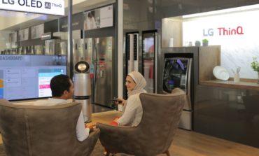 تقنية THINQ من إل جي تمنح المستهلكين حياة أذكى مع الأجهزة المنزلية المتصلة