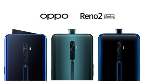 OPPO ترتقي بآفاق التصوير بإطلاق سلسلة هواتف Reno2 المزودة بأربع كاميرات