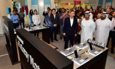 دو تطلق هاتف سامسونج الجديد Galaxy Note10+ 5G لعملائها في الإمارات