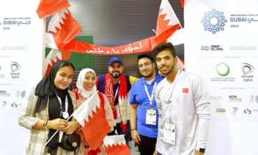 أفكار طموحة للفريق البحريني خلال مشاركته في بطولة فيرست جلوبال