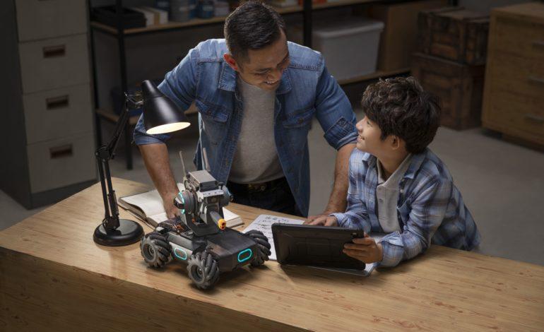 الروبوت التعليمي الأول RoboMaster S1 من شركة DJI، أصبح متوفرًا الآن في الإمارات
