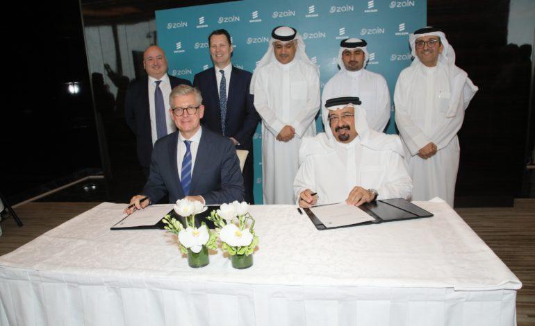 زين تختار إريكسون لإطلاق تقنية الجيل الخامس في البحرين