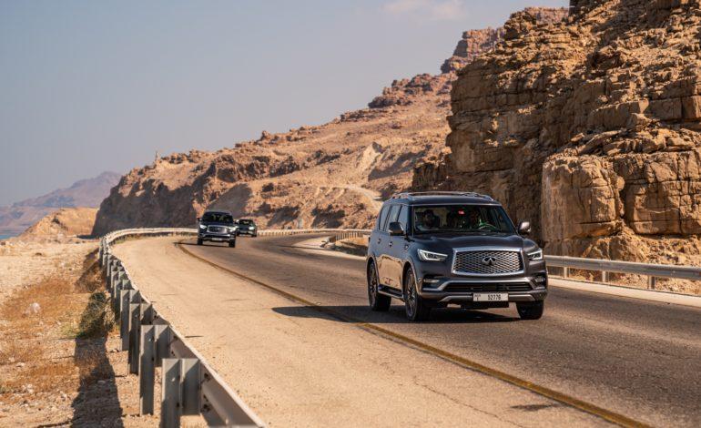 إنفينيتي تطرح سيارتها الجديدة QX80 Limited في أسواق الشرق الأوسط