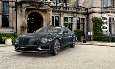 Bentley تطلِق تطبيق واقع معزَّز لاستعراض Flying Spur الجديدة