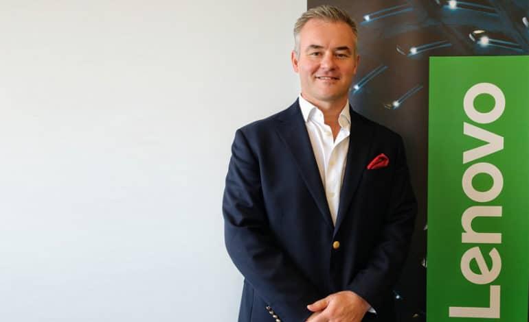 Lenovo DCG تستعرض تكنولوجيا أكثر ذكاءً في النسخة الثالثة من معرض Digital Saudi 2030