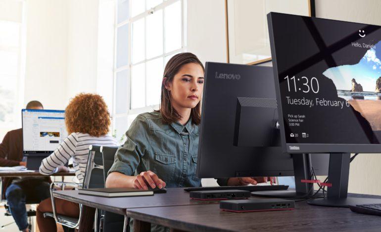 لينوفو تكشف عن أصغر كومبيوتر مكتبي لدعم الشركات في كافة أنحاء الشرق الأوسط