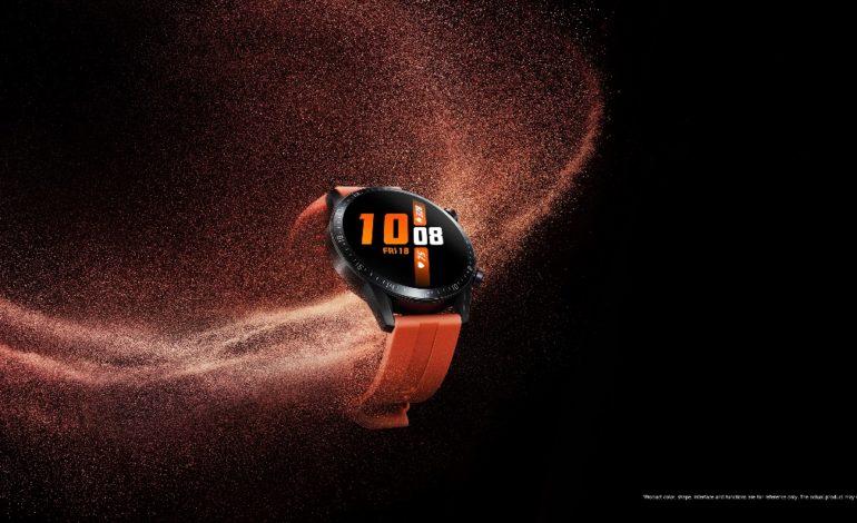 ساعة HUAWEI WATCH GT 2 تضيف بعداً رقمياً إلى الساعات التقليدية
