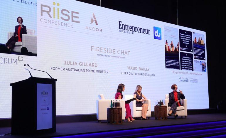 RiiSE: منتدى إنجازات المرأة 2019