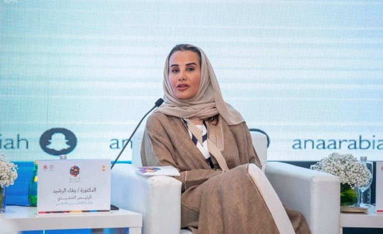 """250 مبدعة سعودية وعربية في معرض """"أنا عربية"""" لـموسم الرياض 2019"""